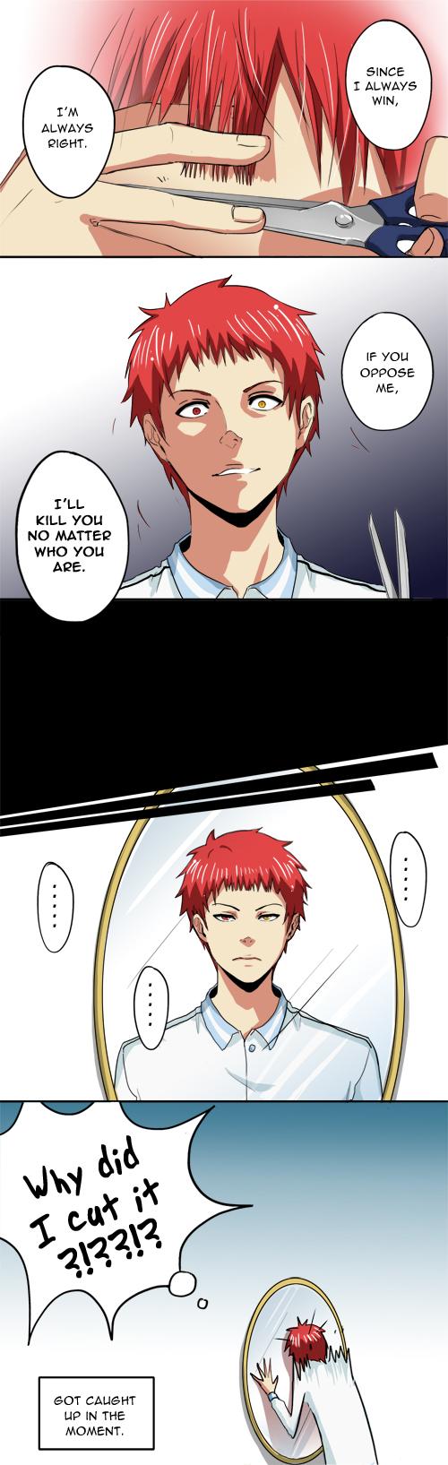 Akashi - Not always right by Amanduur