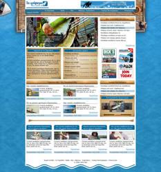 Fishing Magazine by alwinred