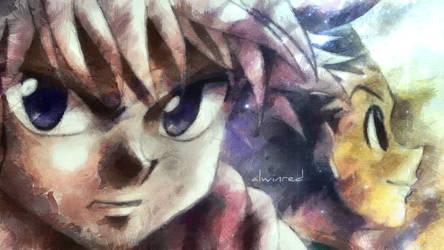 Hunter X Hunter Anime - Fan Art