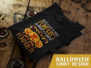 Funny Halloween T-Shirt Design 5