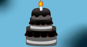 Happy birthday Princessluna04 Cake by Vickicutebunny