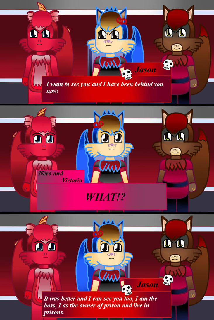 The Horrific Prison upstairs 3 Page 57 by Vickicutebunny