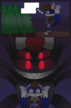 Shadow hiding in the Forest Page 11