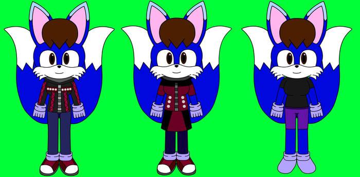 Vicki the bunny new Style sketch