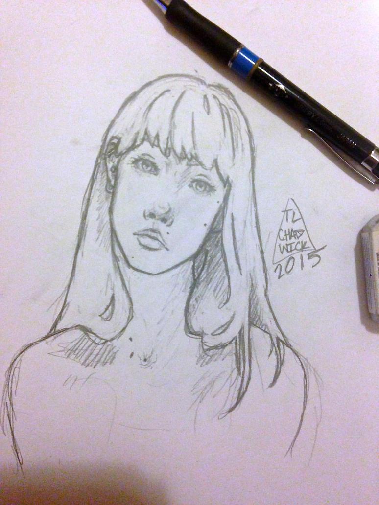summer sketch by AndromedaRising