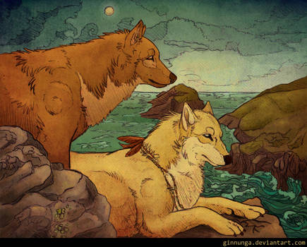 Wolf Roost Islands