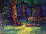 Shimmer Forest