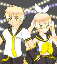 Hetalia and Vocaloid crossover