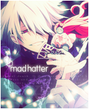 Mad Hatter by cursedeye