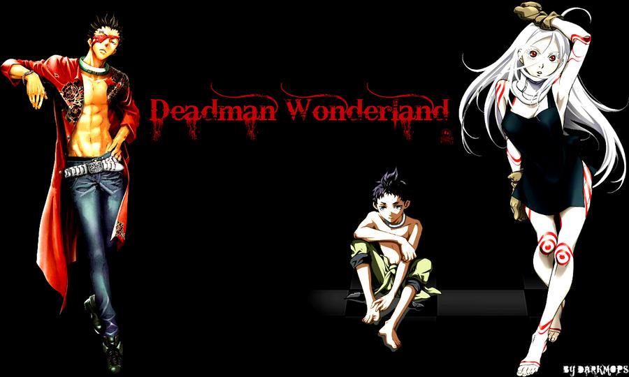 Deadman Wonderland Wallpaper By Darkmops On Deviantart