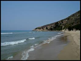 The Beach by katioin