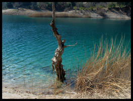 The Lake II by katioin