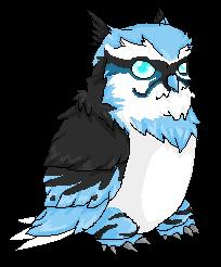.:litte owl:. by kittenAX
