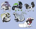 Hollow Beast Adopt OTA :open: upd by kittenAX