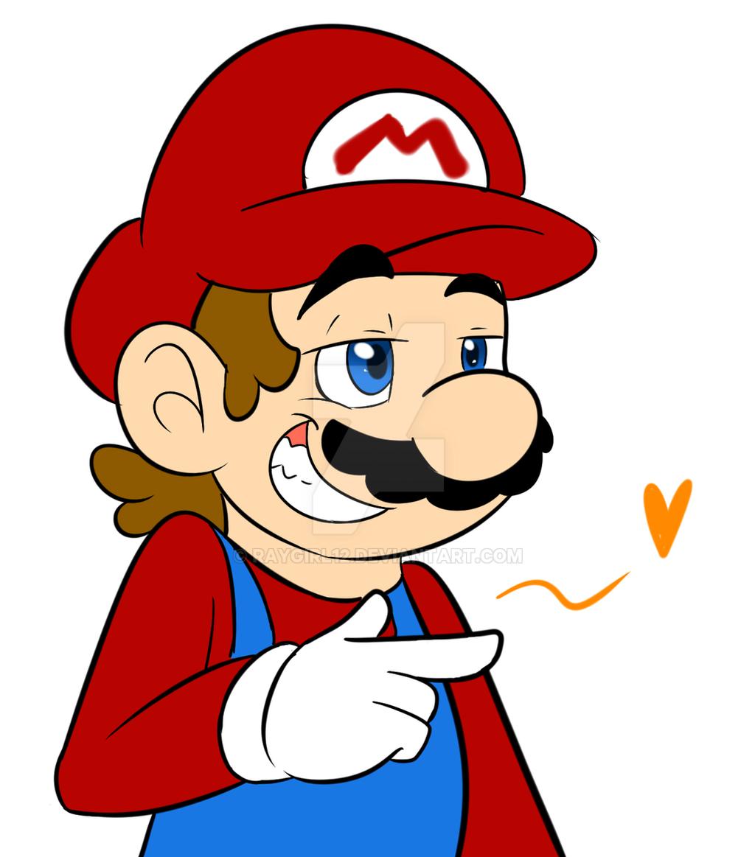 Drunk Mario By Raygirl12 On Deviantart