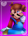 Shy Mario
