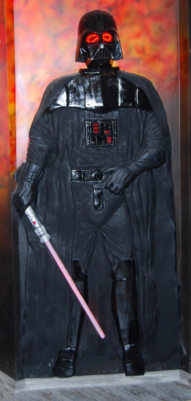 Darth Vader by chebot