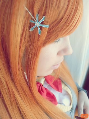 Cosplay Orihime Inoue 12 by SaFHina