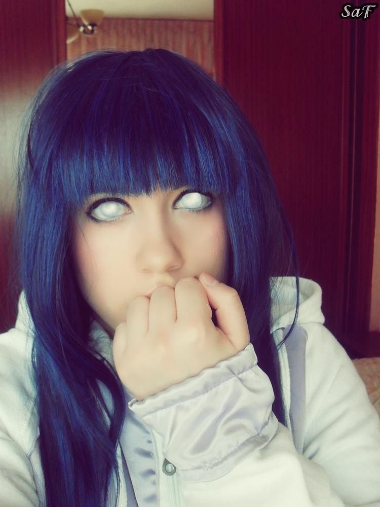 Preview de cosplay Hinata Hyuga 5 by SaFHina