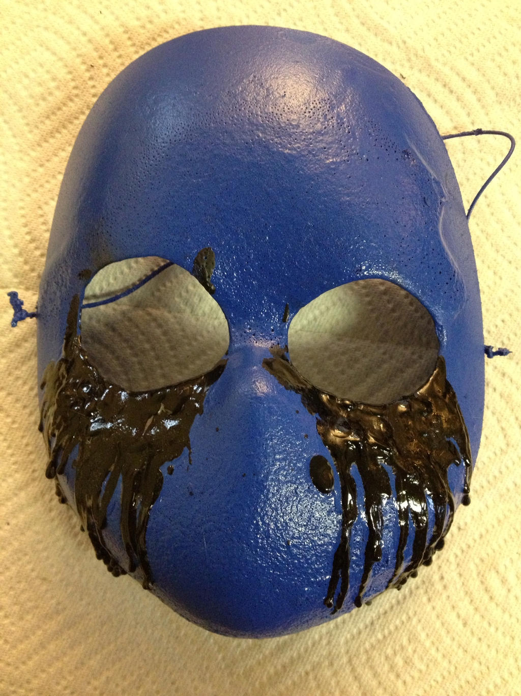 Eyeless jack cosplay W.I.P by toxicfox100