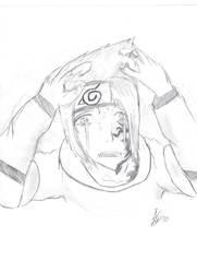 Quickie sasuke sketch8D by JMNex