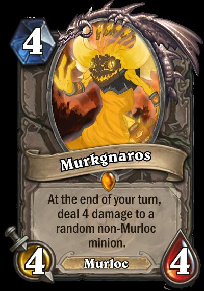 HS card: Murkgnaros by Buldocek