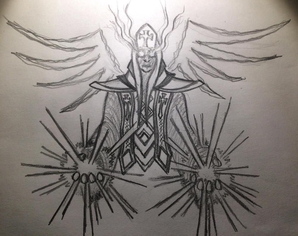 Holy Wrath by Buldocek
