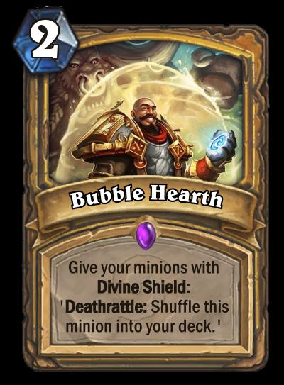 HS card: Bubble Hearth by Buldocek