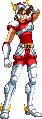 Pegasus Seiya by zahoriglez