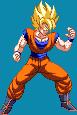 Goku SSJ2 by zahoriglez