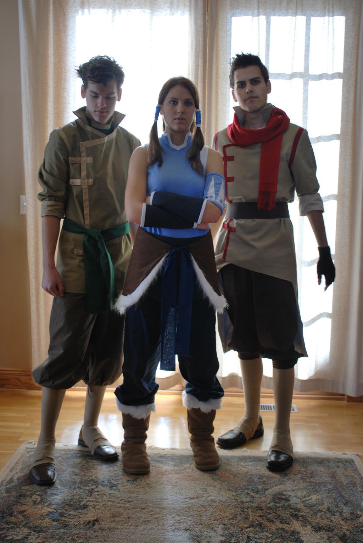 Korra Costume The Legend of K...