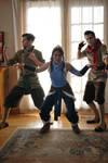 The Legend of Korra Cosplay - Team Photo 3