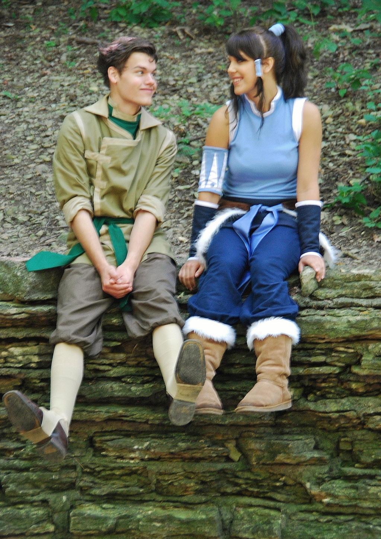 Korra Costume Korra and Bolin...