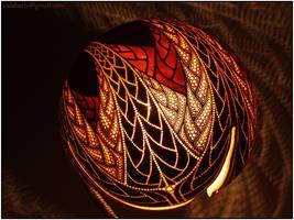 Table lamp X - Fractal