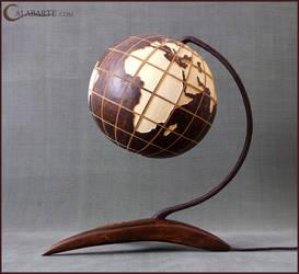 Table lamp XIV - Globe II
