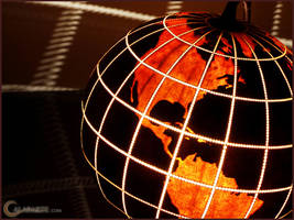 Table lamp XIV - Globe II