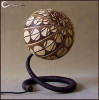 Table lamp XVI by Calabarte