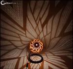 Table lamp XVIII by Calabarte