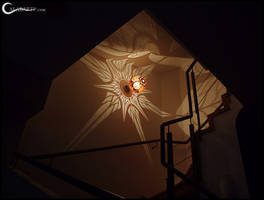Wall lamp VII by Calabarte
