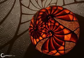 Floor lamp III Ammonitis