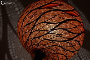 Table lamp XXV Leaferis