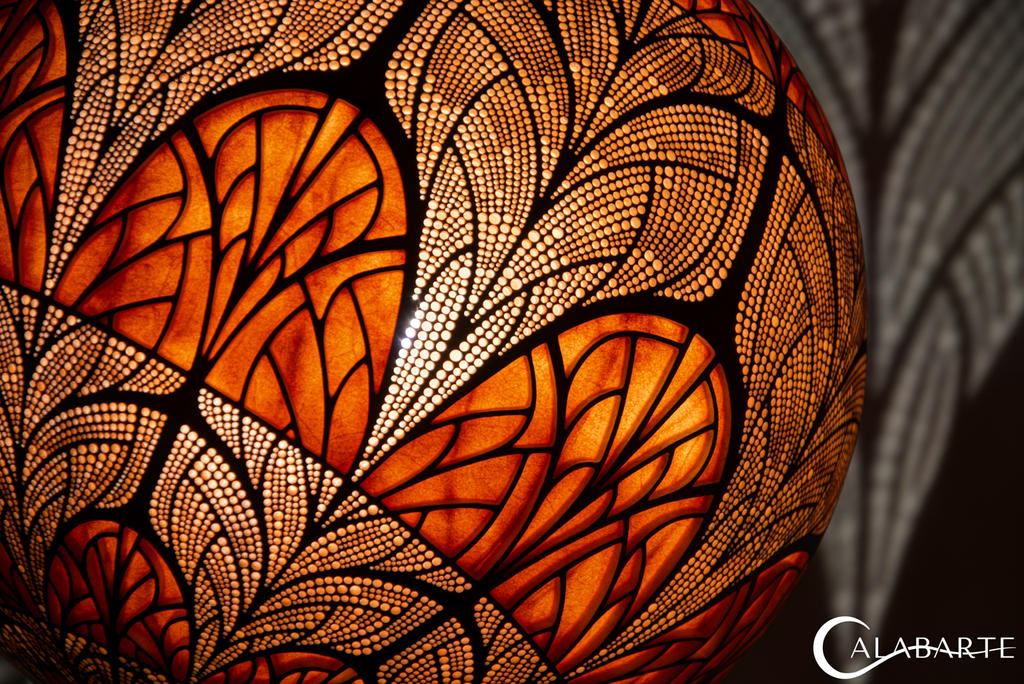 Floor-lamp-IV-Nepenthis-N.S-14 by Calabarte