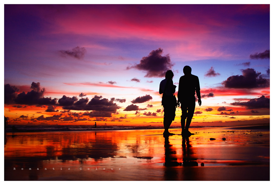 Destinasi Menarik untuk Bulan Madu Paling Romantik