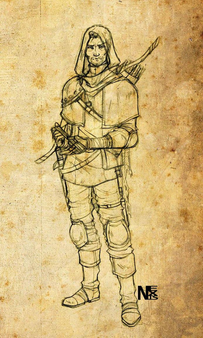 Archer by nexis-610