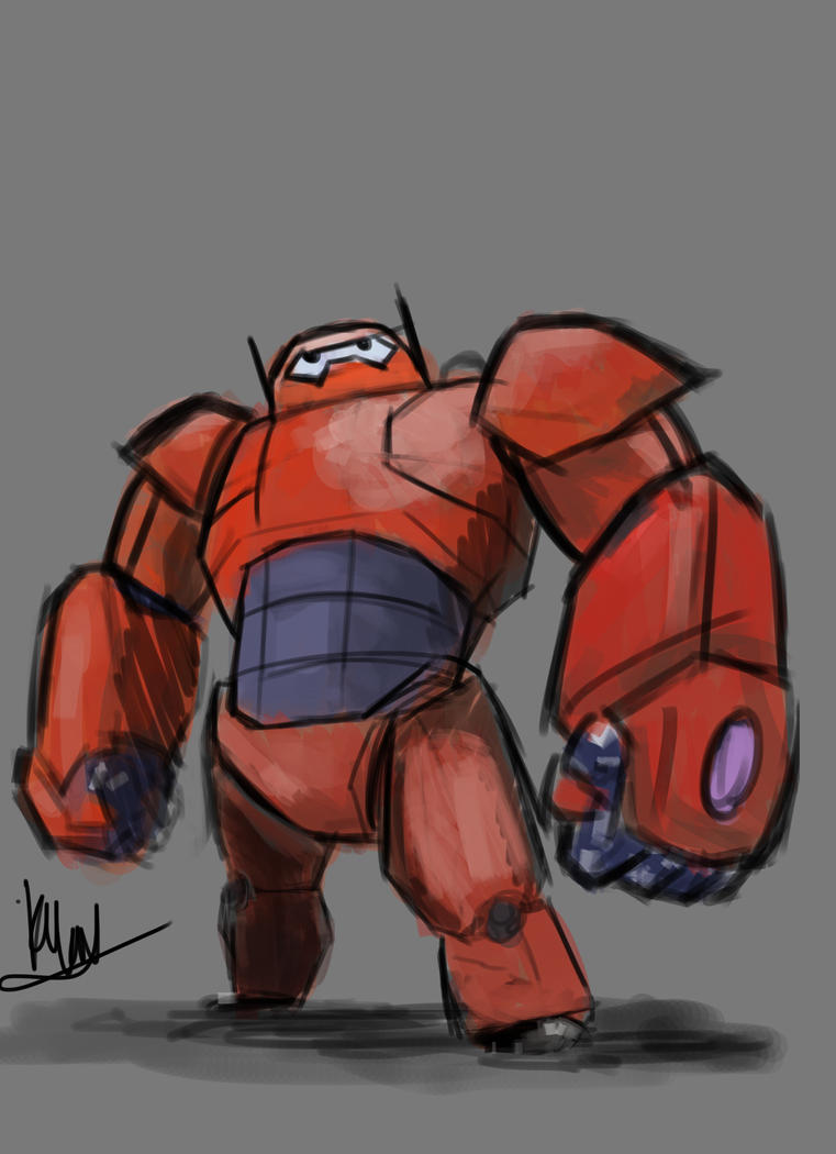 BAymax by ConvoyKaiser