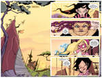 Pink Power 2 pages 18+19 by HCMP