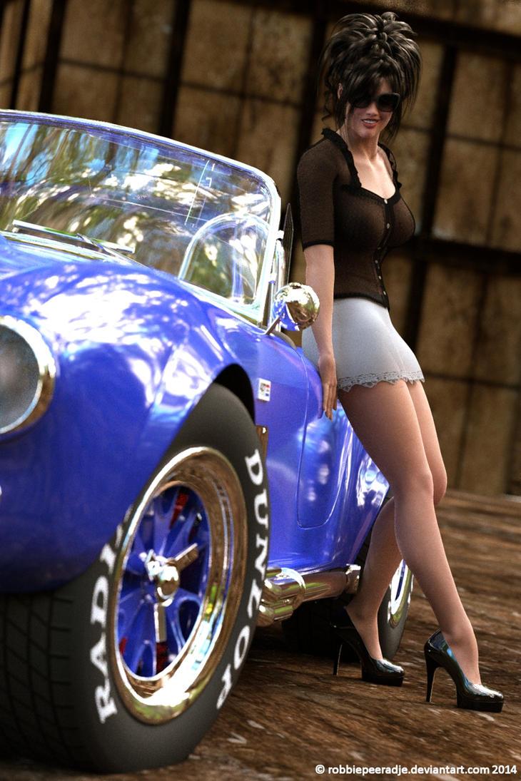 ShelbyCobra427Nr2 by robbiepeeradje