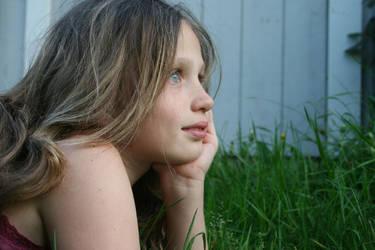 Profile of Girl by rachellcoe