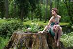 Woodsy Lady 4