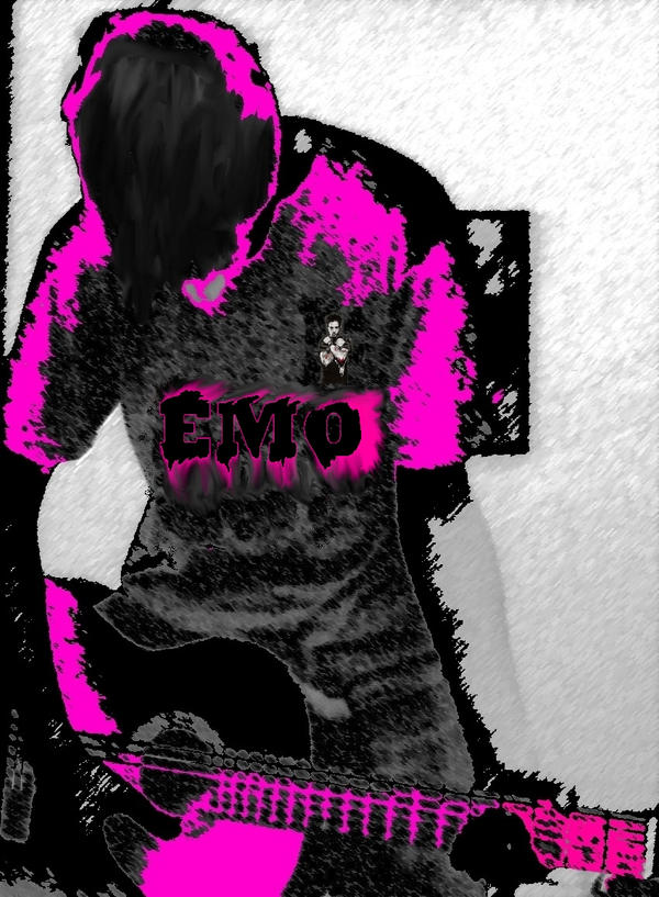 Emo Kid by stevegog